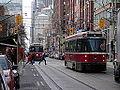 Old CLRV Streetcar on King, 2014 12 06 (64) (15777317737).jpg