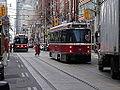 Old CLRV Streetcar on King, 2014 12 06 (65) (15343386263).jpg