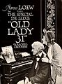 Old Lady 31 (1920) - Ad 2.jpg