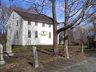 Old Narragansett Church - Image: Old Narragansett Church Episcopal in Wickford Rhode Island