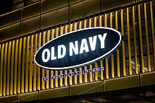 Old Navy - Wikipedia