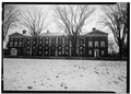 Old Union College Buildings, North and South College, Union Street, Schenectady, Schenectady County, NY HABS NY,47-SCHE,9-3.tif