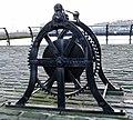 Old dock winch - geograph.org.uk - 609239.jpg