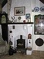 Old fireplace, Dunserverick Museum - geograph.org.uk - 1339160.jpg