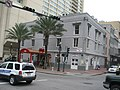 Oldest Building on Canal Street, New Orleans - 1821 in August 2008 - 01.jpg