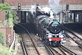 Oliver Cromwell Leaves East Croydon - geograph.org.uk - 1421691.jpg