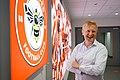 Oliver Dowden visits Brentford FC.jpg