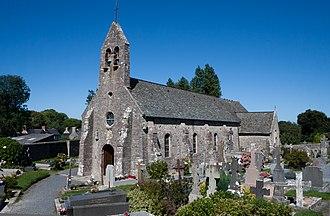 Omonville-la-Petite - The church of Saint-Martin