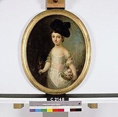 Justine Everhardine (1767-1809), Gravin van Bylandt