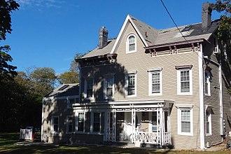 Piscataway, New Jersey - John Onderdonk house