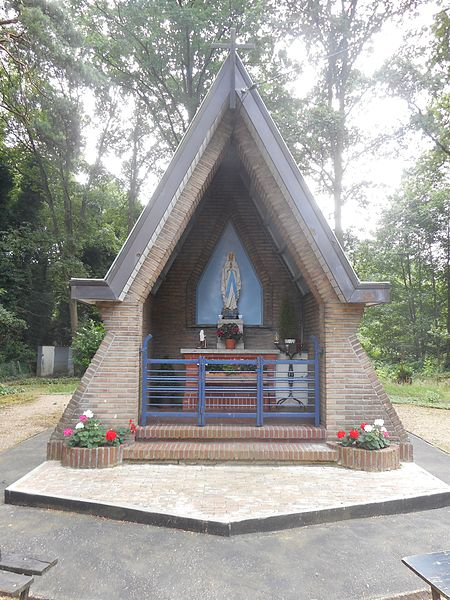 Chapel of Our Lady of Lourdes, Houthalen-Helchteren