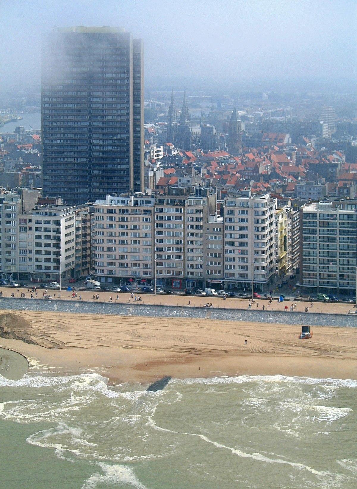 Oostende Belgien