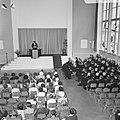 Opening academisch jaar V.U. Amsterdam openbare zitting van senaat van de V.U., Bestanddeelnr 922-7914.jpg