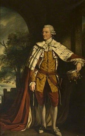 John Montagu, 5th Earl of Sandwich - Image: Opie, after John Montagu, 5th Earl of Sandwich