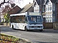 Optare Solo bus at Bicester, Oxfordshire.jpg