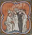 Ordination de Hugues abbé de Saint-Denis en présence de Philippe Auguste.jpg