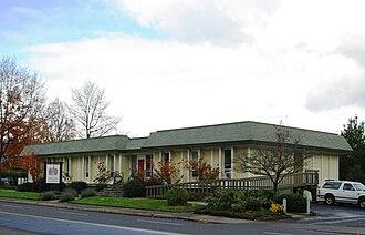 Oregon College of Oriental Medicine - Building on the Southeast Portland campus