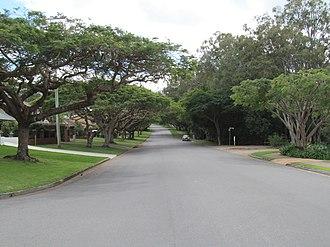 Ormiston, Queensland - Wellington Street, 2013