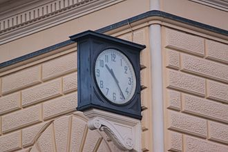 False memory - The Bologna station clock, subject of a collective false memory