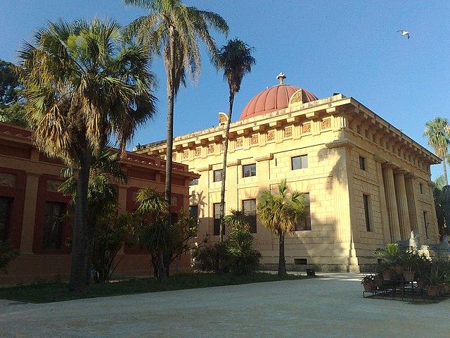 Jardin botanique de Palerme