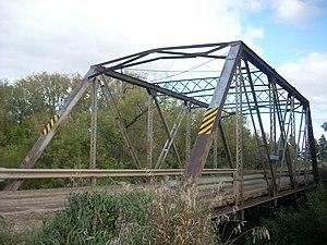 Ost Valle Bridge - Bridge in 2009