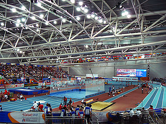 Torino's Olympic Oval hosting the 2009 European Athletics Indoor Oval2009.jpg