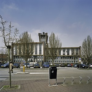 Boxmeer - Former Boxmeer city hall (until 2010)