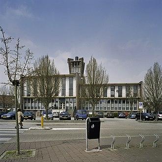 Boxmeer - Former Boxmeer city hall (until 2010)