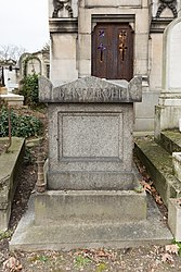Tomb of Blanchardet