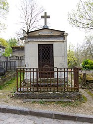 Tomb of Cailleux