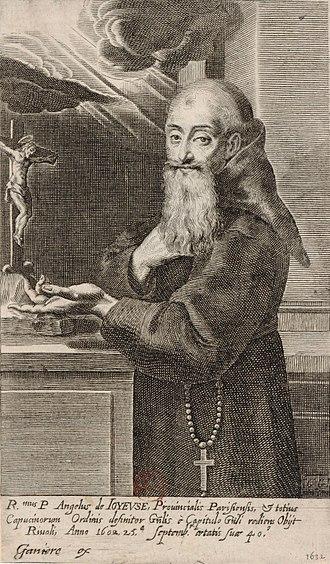 Henri, Duke of Joyeuse - Henri de Joyeuse
