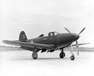 Benjamin S. Kelsey - A P-39C Airacobra at Selfridge Field