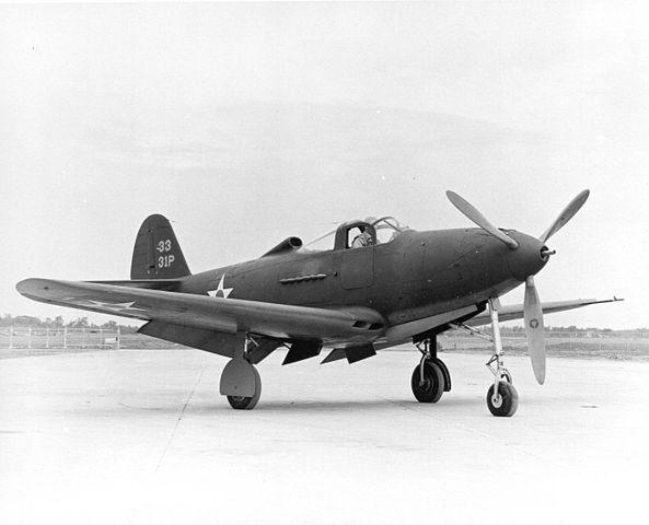 Белл P-39 «Аэрокобра»— самолёт Покрышкина в 1943—1944 годах