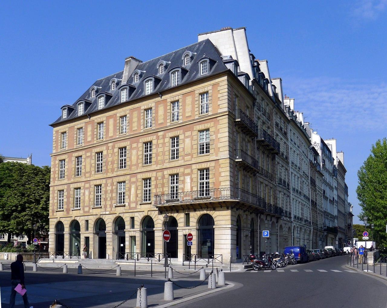 Hotel De Quai De Seine