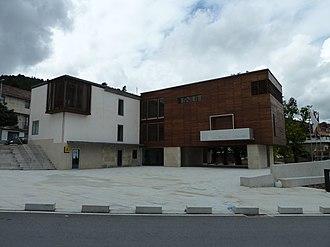 Campo Lameiro - Image: P1070626 Casa concello Campo Lameiro