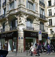 N 224 226 ancienne maison des dames de saint chaumont l 39 angle des rues saint denis et de tracy - Maison de jardin jura lodge smoby saint denis ...