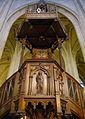 P1300905 Paris X eglise St-Laurent chaire detail rwk.jpg