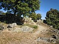 P457 Ruins of the Castel in Castelo Mendo 4 May 2014.JPG