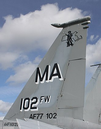 Pacific Coast Air Museum - F-15 First Responder