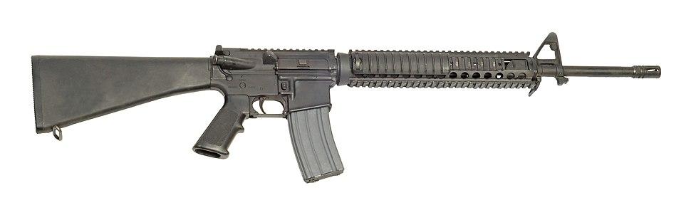 PEO M16A4 Rifle