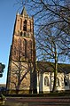 PKN church Houten at 28 Januari 2014 in a wintersunshine - panoramio.jpg