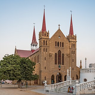 Saint Patricks Cathedral, Karachi