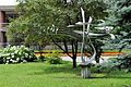 PL - Mielec - rzeźba Muza - (Sergiusz Tumanian) - Kroton 001.JPG