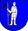 Coat of arms of Chybie
