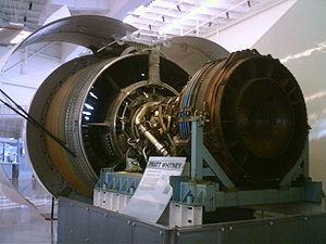 Pratt & Whitney PW4000 - Image: PW4098