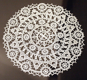 Lacemaking in Croatia - Lace from Pag