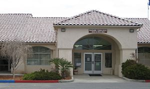 Pahrump, Nevada - Government offices for Pahrump