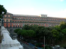 Palazzo Reale (Royal Palace) was the seat of Spanish and Austrian viceroys.