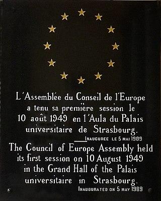 Europarat Wikipedia
