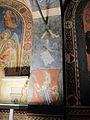 Palazzo comunale di s. miniato, sala delle sette virtù, stemma spinelli e vecchietti.JPG